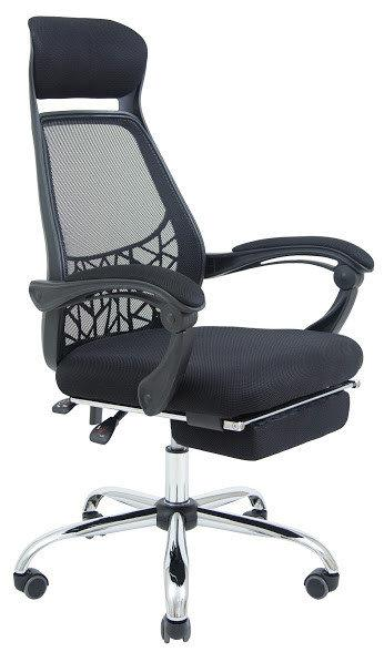 Таити офисное кресло Richman 114х65х70 см с подставкой для ног