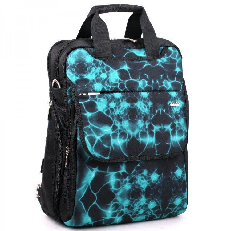 1f581e56752d Вместительная Сумка-рюкзак Dolly Арт. 370 — в Категории