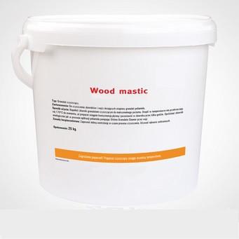 """Шпаклівка для дерева """"Wood Mastik"""" Е800 (7 кг.)"""