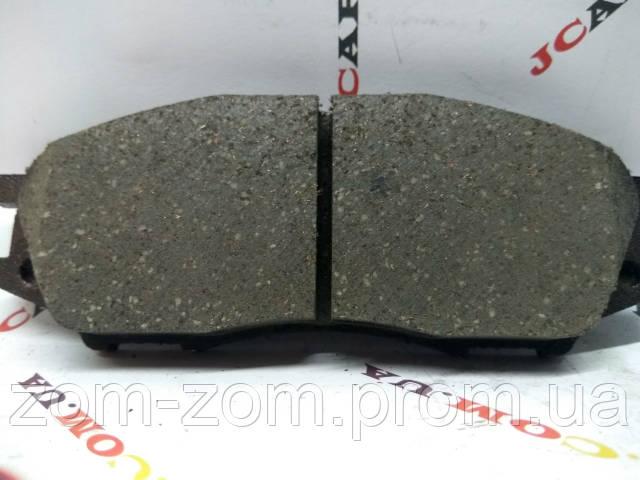 Тормозные колодки диск D1233M