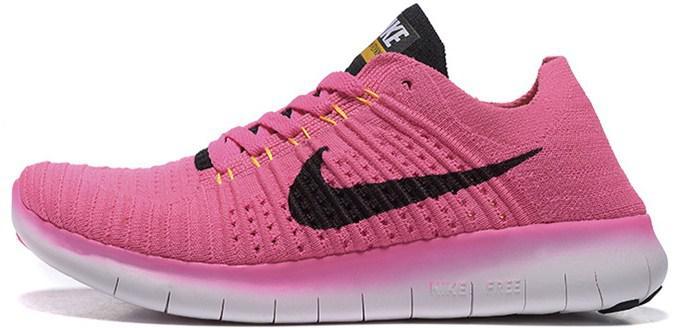 aab9d314 Nike Free Run Flyknit 5.0 Pink   кроссовки женские летние беговые - BOOT  CLUB в Киеве