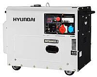 Генератор HYUNDAI DHY 8000SE-3