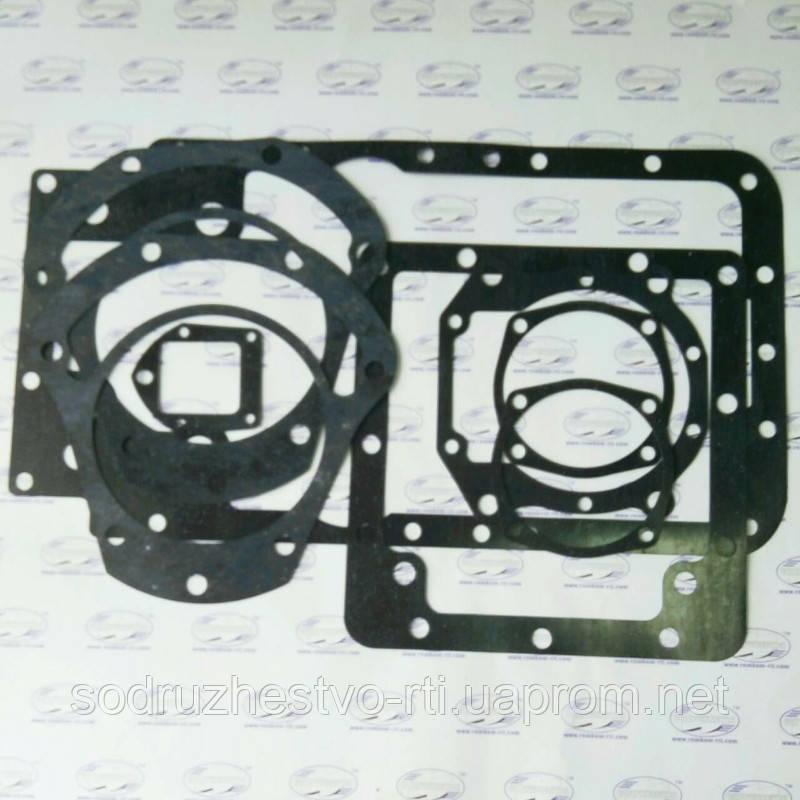 Набор прокладок для ремонта заднего моста трактор МТЗ-80 (прокладки паронит)