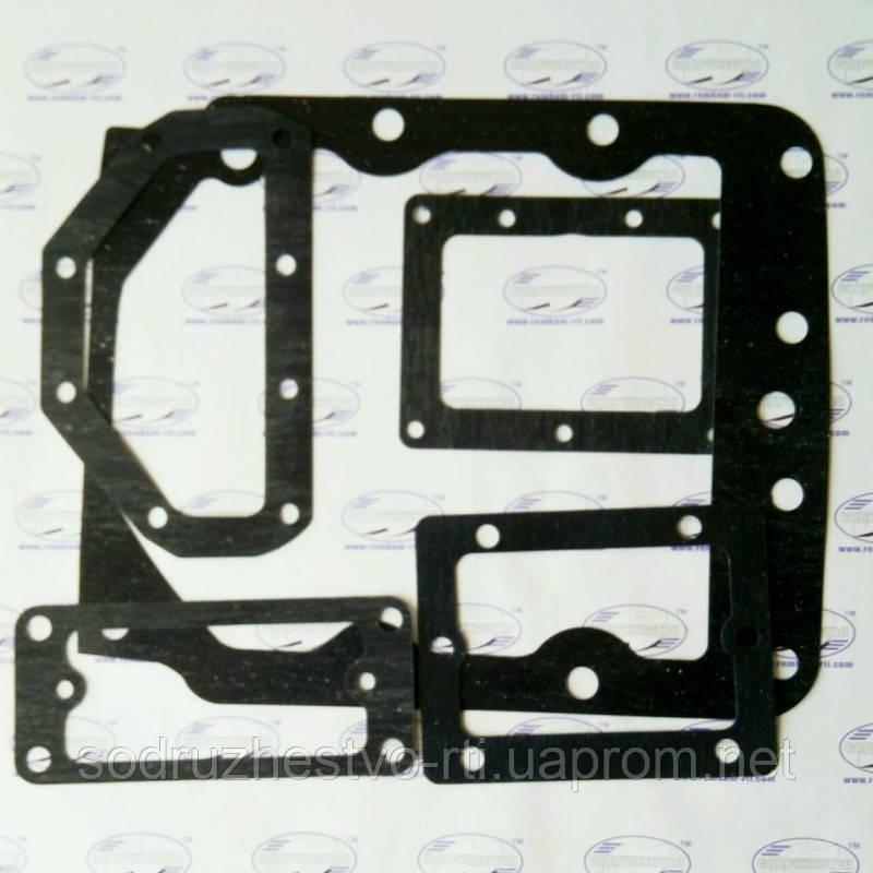 Набор прокладок для ремонта корпуса сцепления трактор МТЗ-80 (прокладки паронит)