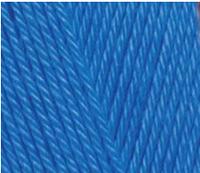 Пряжа для ручного вязания Alize DİVA (Ализе дива) 132 василек