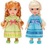 Анна и Эльза Frozen Petite Toddler Princess & Surprise Troll, фото 3