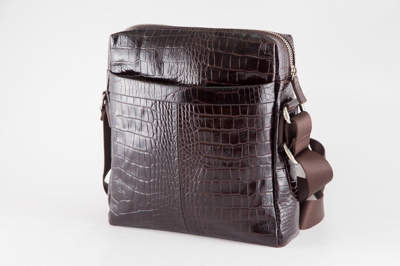 6f529807a462 Кожаная мужская сумка Desisan 1322 19 - интернет-магазин