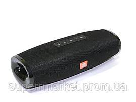 Беспроводная колонка 16W JBL BOOST TV с FM/Bluetooth/MP3/USB/microSD/PowerBank копия, черная, фото 3