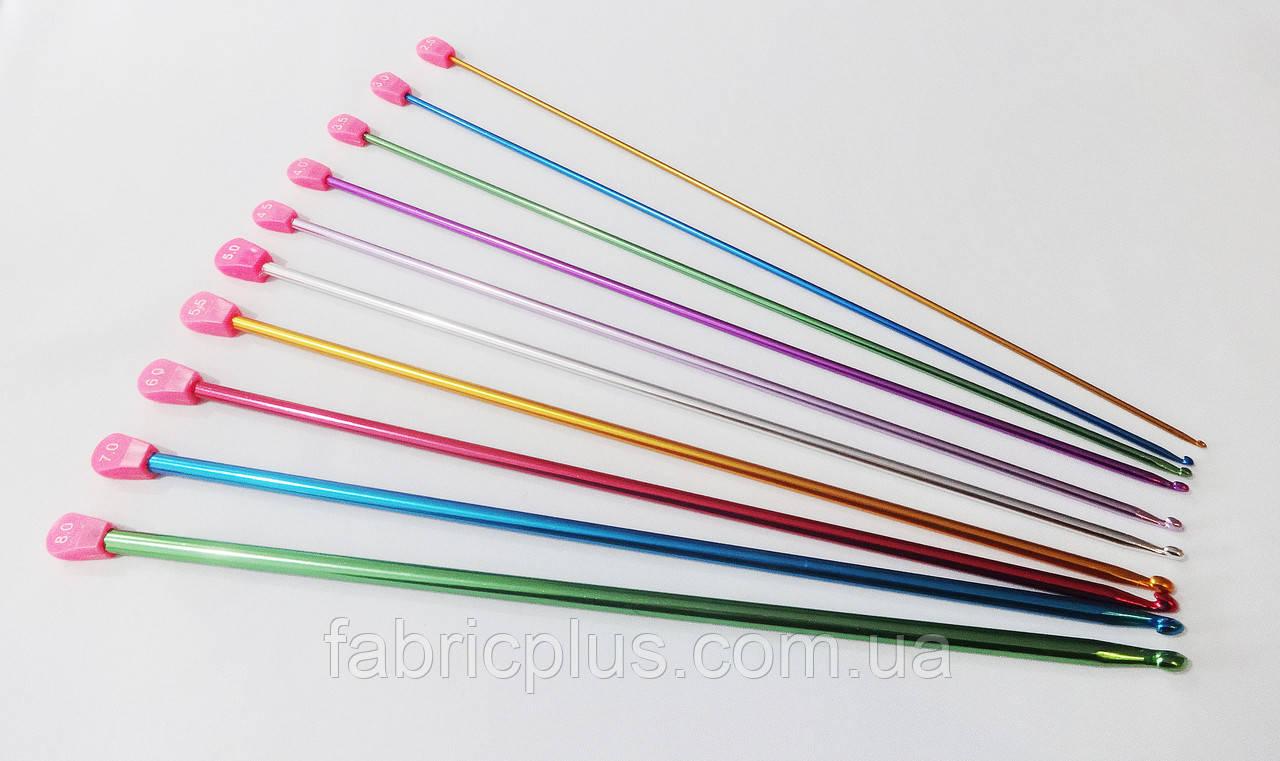крючок для тунисского вязания цв 20 80 35 см цена 34 грн