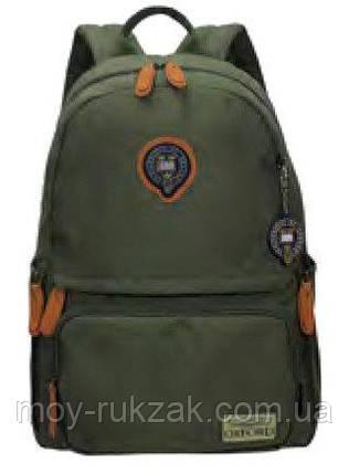 """Рюкзак подростковый """"Oxford"""" OX 342, зеленый, 555754, фото 2"""