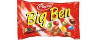 Драже арахіс в шоколаді Big-Ben250 гр