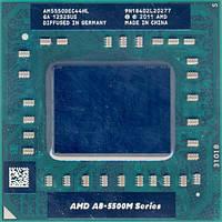 Процессор S-FS1 AMD A8-5550M 2.1-3.1GHz (AM5550DEC44HL)