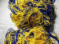 Сетка гаситель для мини-футбола D 2,5мм., для фут-зала,гандбола  Эконом