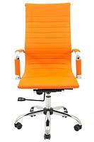 Кресло офисное Бали оранжевое