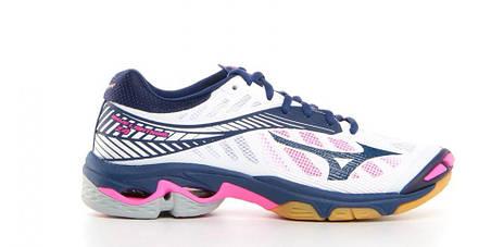Женские волейбольные кроссовки Mizuno Wave Lightning Z4 (W) v1gc1800-16, фото 2