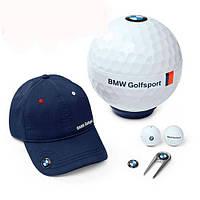 Подарунковий набір BMW Golfsport Gift Set White (80232446383)