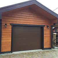 Секционные гаражные ворота HORMANN EPU 40 2250х2125, фото 1