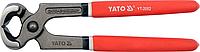 Клещи строительные, YATO