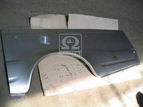 Панель боковины  ГАЗЕЛЬ, ГАЗ 3302, (арка) нижняя задняя левая (пр-во ГАЗ). 2705-5401361. Цена с НДС.