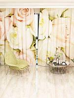 Фотоштора Букет роз (3015_1_1)