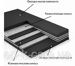 Лента конвейерная БКНЛ-65 300*3, 0/0, фото 2