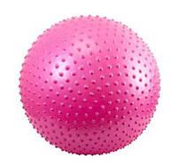 Мяч для фитнеса 55 см  0279 с шипами