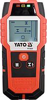 Детектор скрытых конструкций и проводки, YATO