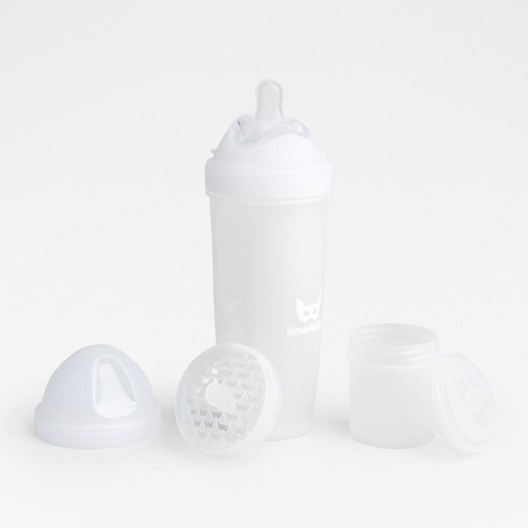 Herobility - Бутылочка Herobottle 340 ml, цвет белый