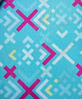 "Ткань  Рип-стоп(Дизайн) сумочная с рисунком ""ХХХ"""