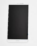 Оригинальный дисплей (модуль) + тачскрин (сенсор) для Huawei Mate 9 (белый цвет), фото 1