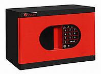 Сейф Griffon MS.17.E RED/ CREAM 170(в)х240(ш)х160(гл)