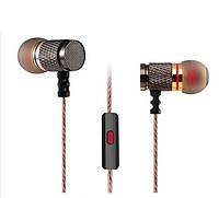 Наушники QKZ KZ ED2 / EDR1 с микрофоном, фото 1