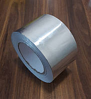 Скотч алюминиевый 30 мкм 75мм х 50м 4Vent