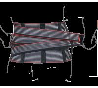 Корсет поддерживающий с дополнительной фиксацией (со сменными ребрами жесткости) R4204