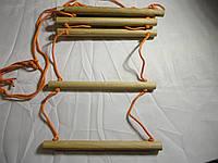 Детская верёвочная лестница для шведской стенки Эконом