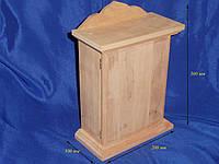 Ключница деревянная 2.016