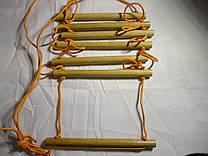 Детская верёвочная лестница для шведской стенки Премиум