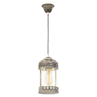Подвесной светильник Eglo / Эгло 49203 VINTAGE