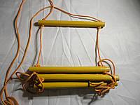 Детская подвесная верёвочная лестница  для шведской стенки  Элит Богатырь