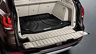 Коврик в багажник для BMW X5 F25 с 2015-, цвет черный