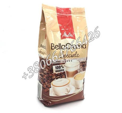 Кофе в зернах MELITTA Speciale 1кг, фото 2