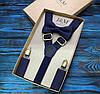 Набор I&M Craft галстук-бабочка и подтяжки для брюк (030226)