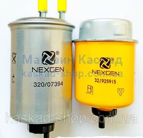 JCB Комплект топливных фильтров 3CX. 4CX, фото 2