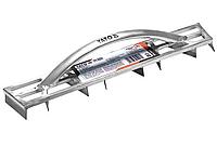Терка для снятия штукатурки алюминиевая, YATO
