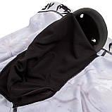 Компрессионные шорты Venum Gorilla Vale Tudo Shorts Black, фото 6