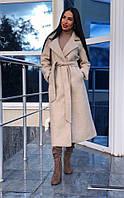 Элегантное женское пальто