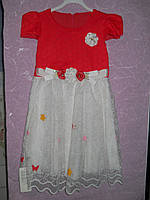 Выпускное платье на 6 лет и 10
