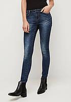 Джинсы женские бренда Vero moda в в синем цвете