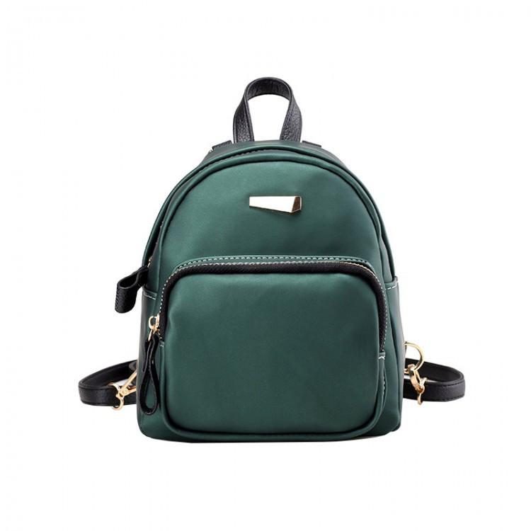 Рюкзак женский Adel XS зелёный eps-8180