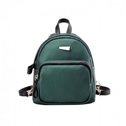 Рюкзак женский Adel XS зелёный eps-8180, фото 2